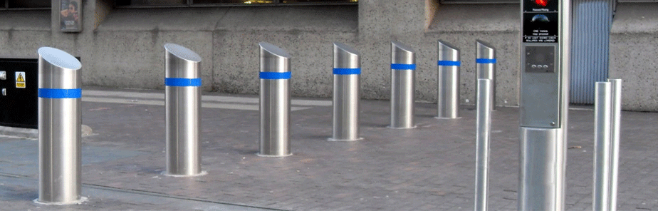 Parking Bollards Suppliers in dubai, UAE | Call for Fixed